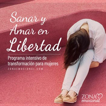 Programa sanar y amar en libertad para mujeres